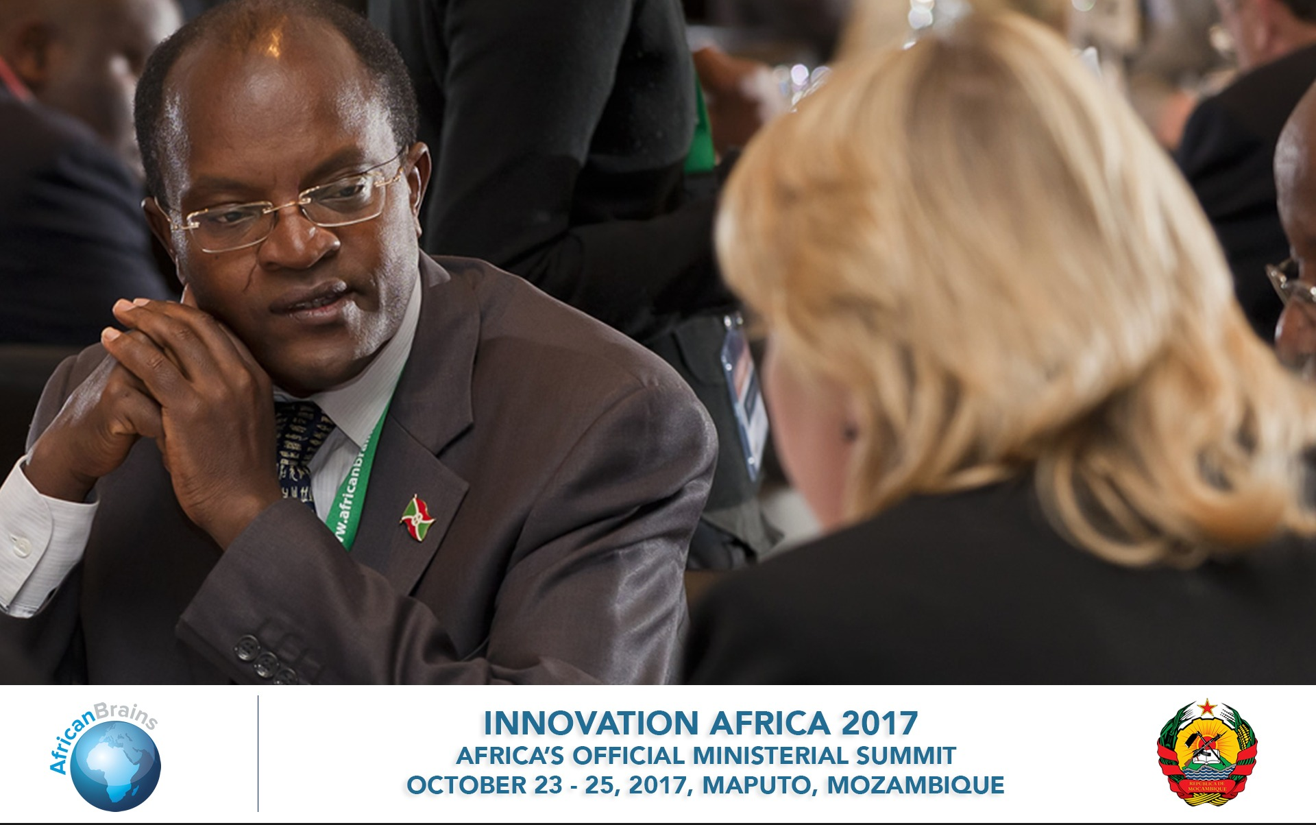 Innovation Africa 2017 - Africa's Official Ministerial Summit