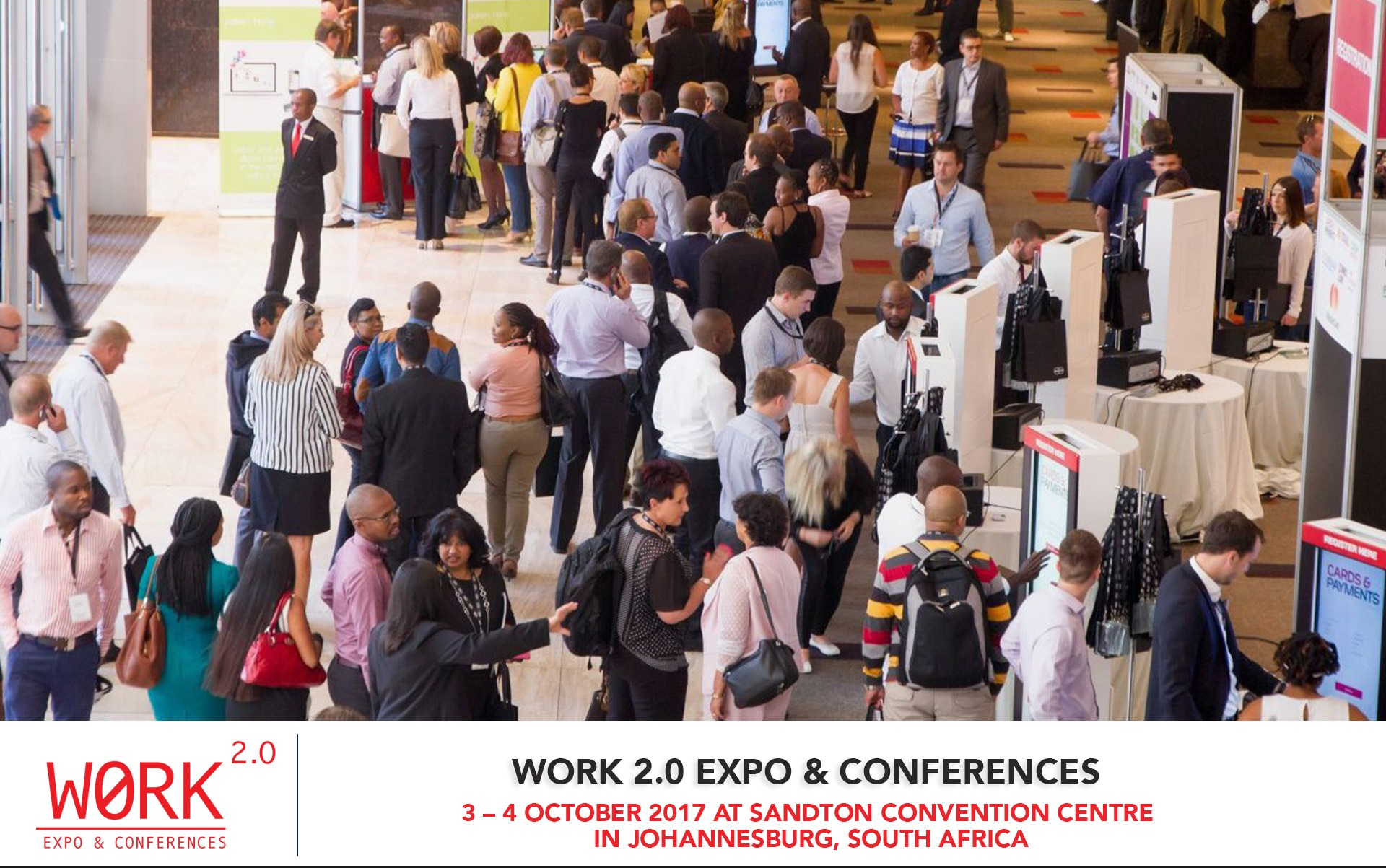 Work 2.0 Expo & Conferences - TGA