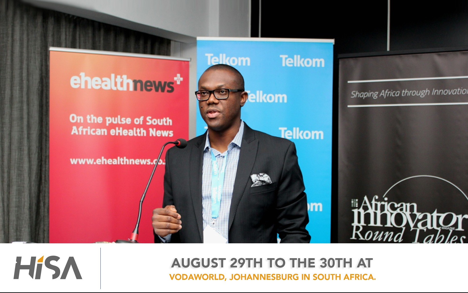 Healthcare Innovation Summit Africa August 29th to the 30th - TGA