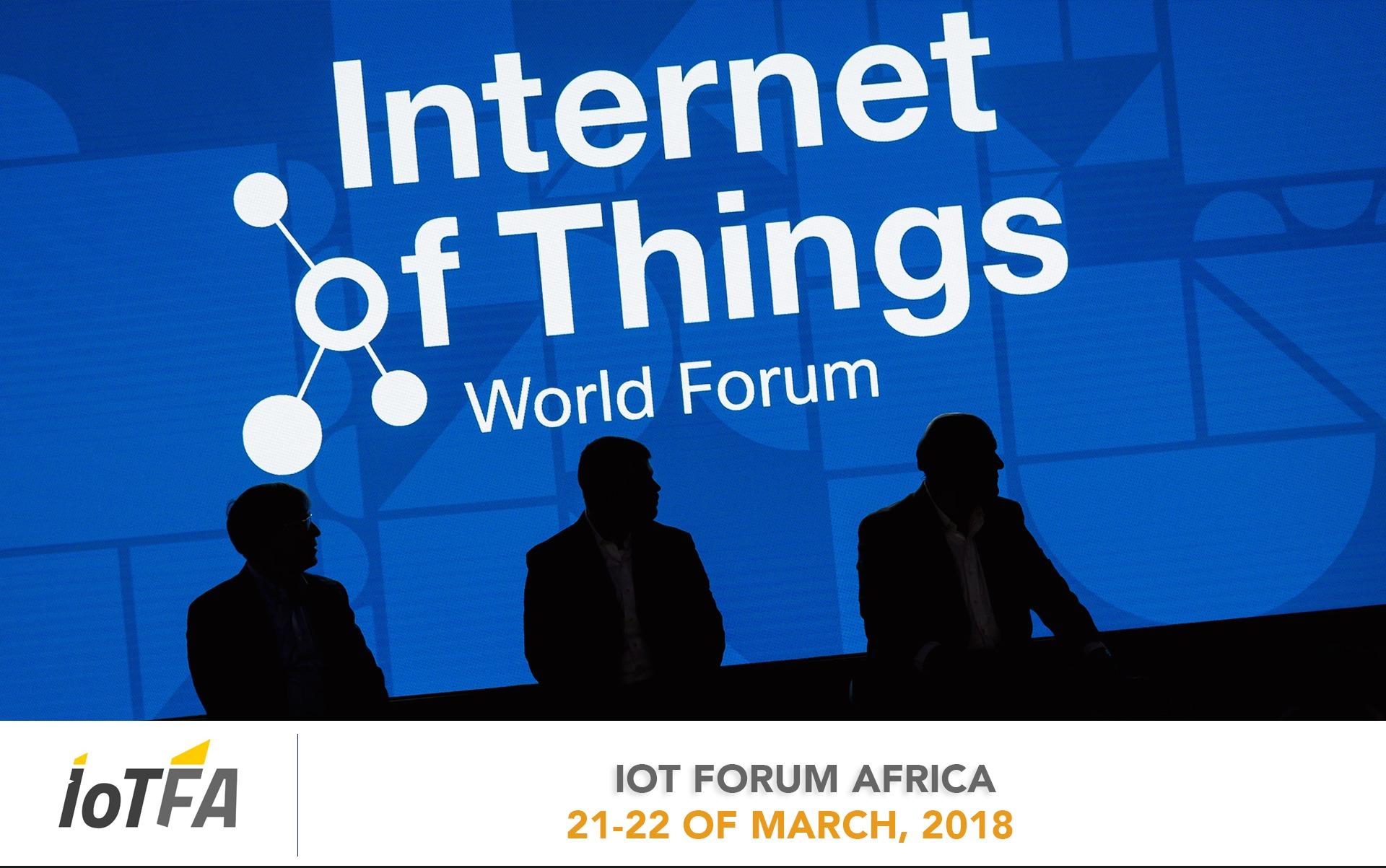 IOT FORUM AFRICA - Techgistafrica
