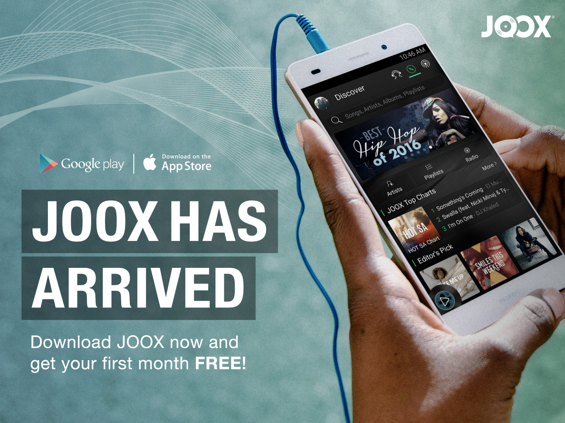 download joox music