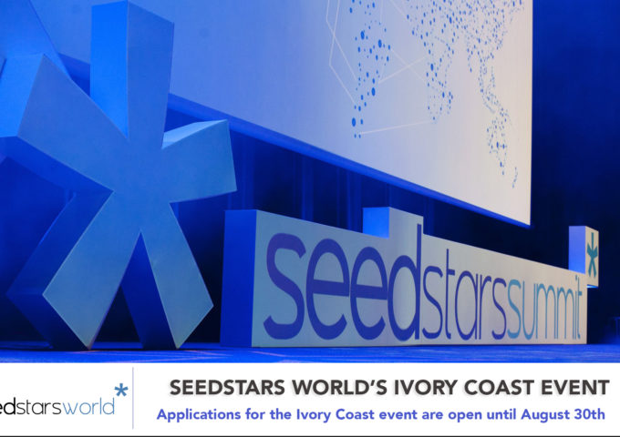 APPLICATIONS OPEN FOR SEEDSTARS WORLD'S IVORY COAST EVENT - Techgist.africa