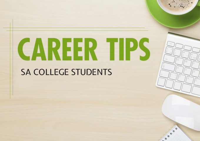 5 CAREER TIPS THAT SA COLLEGE STUDENTS NEED TO KNOW - Techgistafrica