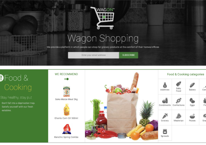 Kenya's Wagon Shopping delivers supermarket goods in 2 hours - Techgistafrica