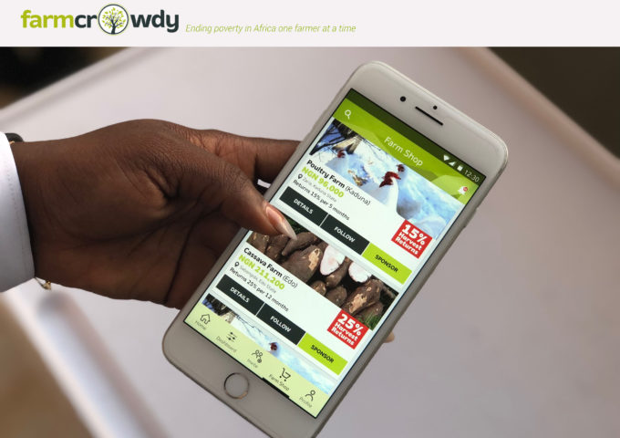 Nigeria's Farmcrowdy launches agri-investments mobile app