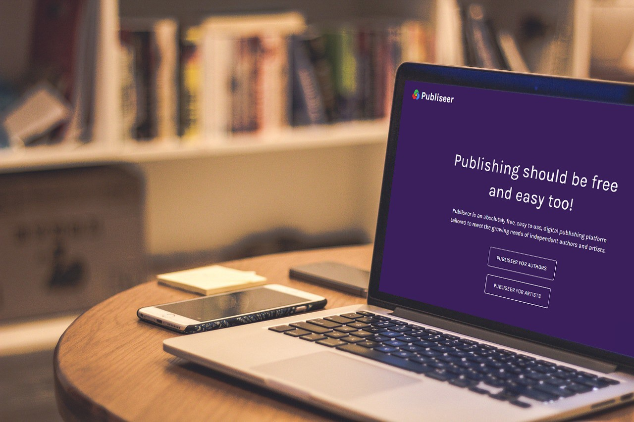 Nigeria's Digital Publishing, Publiseer Accepted into