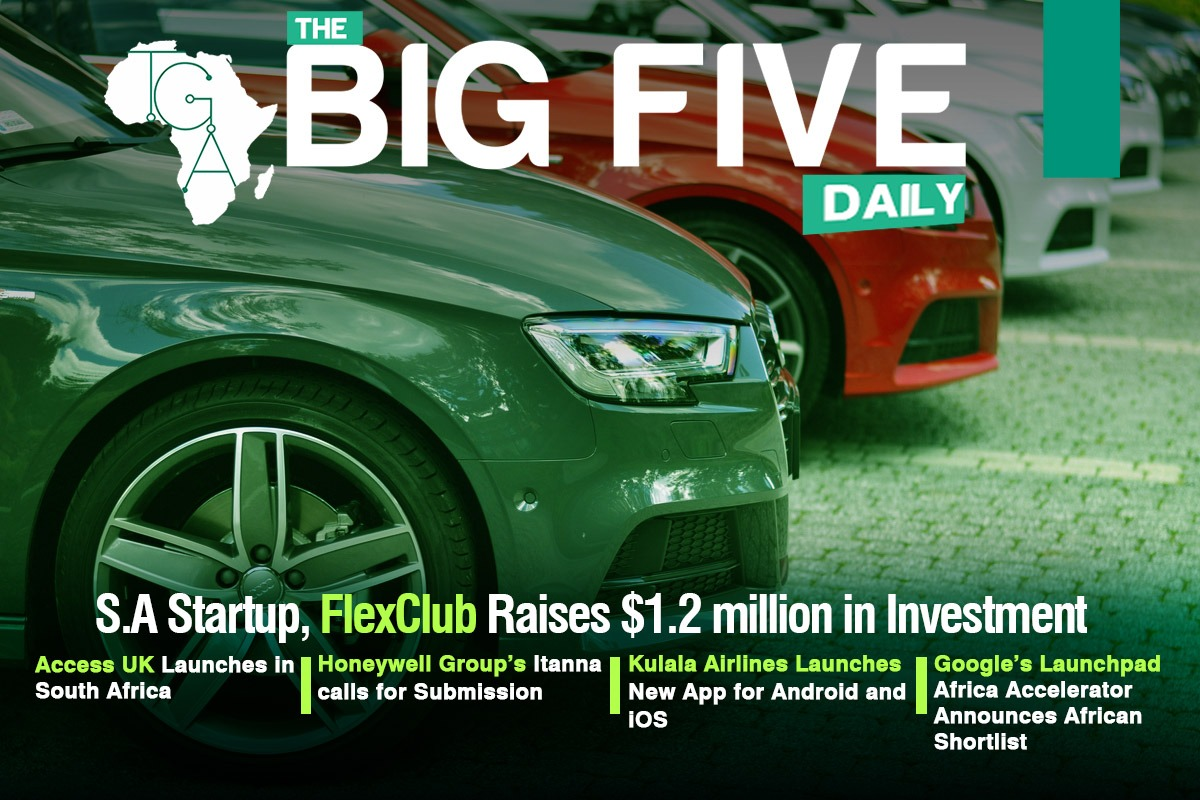 S A Startup, Flexclub Raises $1 2 million in Investment