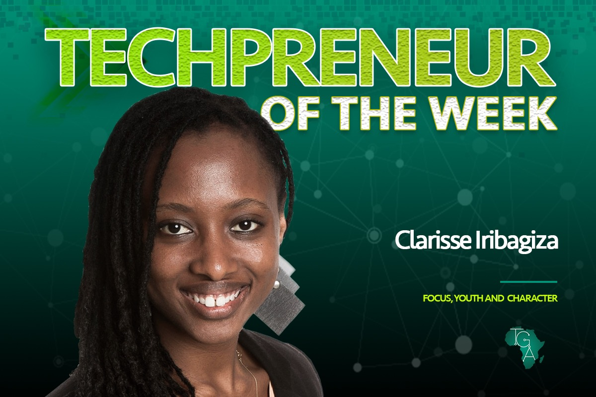 Focus, Youth & Character: Clarisse Iribagiza - Techgist Africa | Africa Leading Tech News, Reviews and Tips