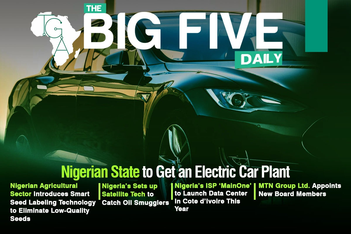 Nigerian State to Get an Electric Car Plant, MTN Group Ltd