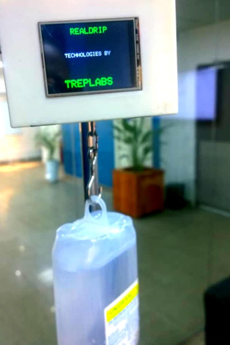 The RealDrip Device