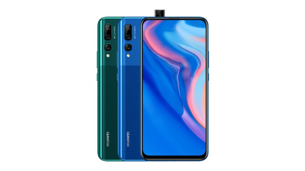 Huawei y9 prime 2019 features