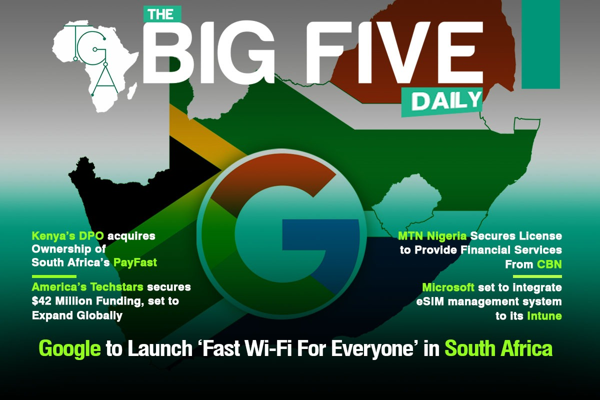 Google to Launch 'Fast Wi-Fi For Everyone' in South Africa, Kenya's