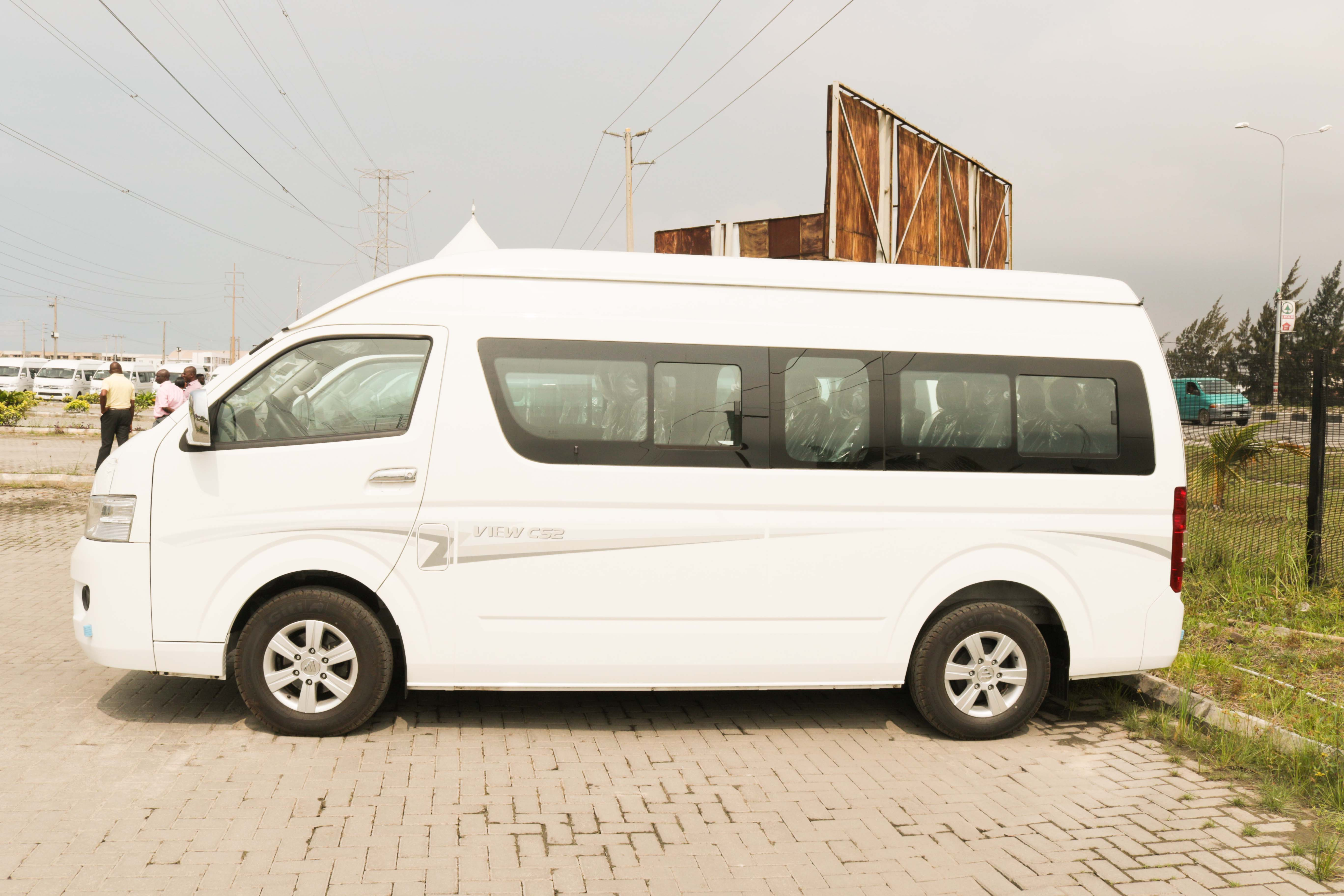 PlentyWaka Nigeria Buses