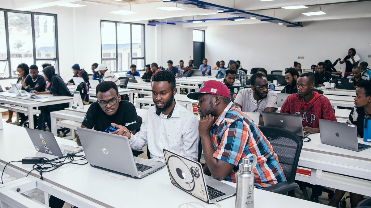 Andela developers