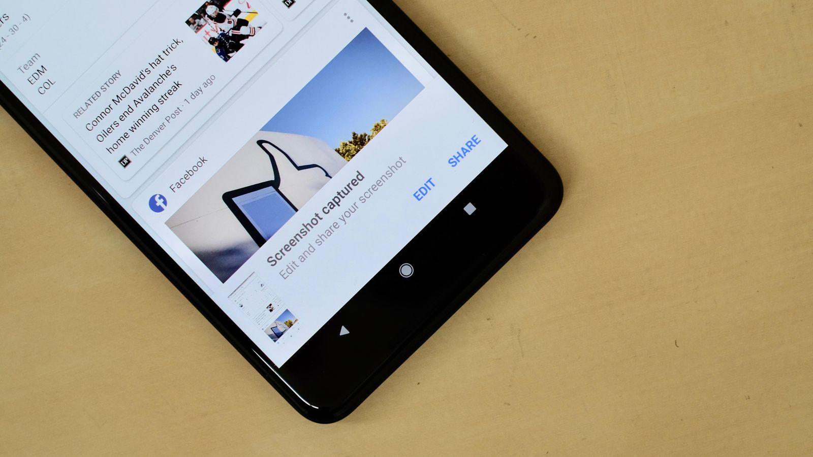 Google to permit smart screenshots search