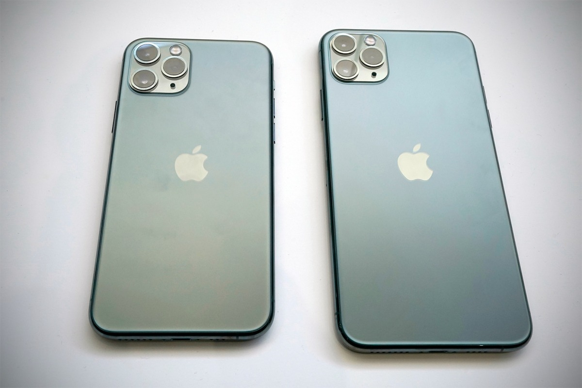 iPhone 11 Pro Max green