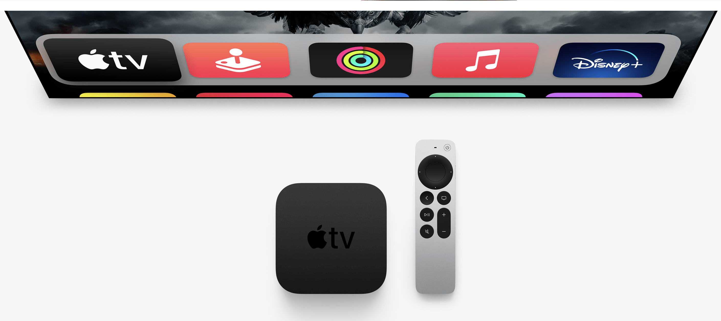Apple 4k TV 2021
